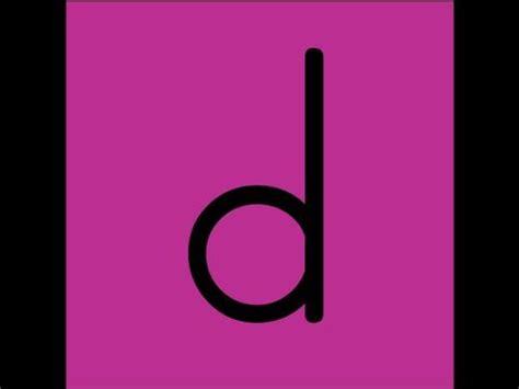 Letter D Song Video - YouTube D