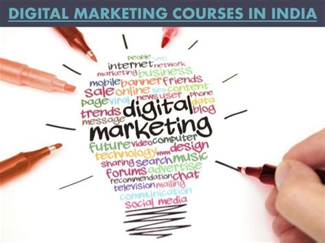 Digital Marketing Degree Course 5 by Digital Marketing Courses In India