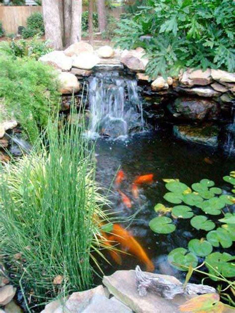 35 impressive backyard ponds and water gardens decor advisor