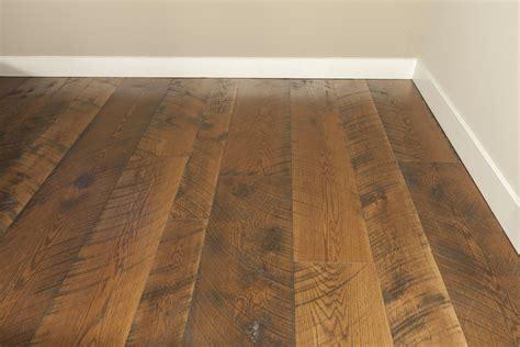 Why Choose Handscraped, Distressed Wide Plank Floors
