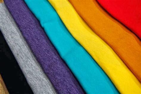 Kaos Polos Warna Biru 100 Serat Kapas boutique of modern batik macam kain untuk batik