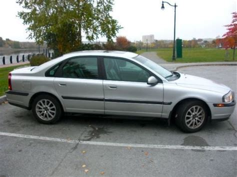 2001 volvo s80 2 9 find used 2001 volvo s80 2 9 sedan 4 door 2 9l in bangor
