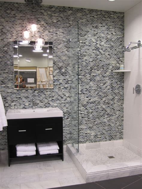 mosaic tiles and modern wall tile designs in patchwork contemporary mosaic tiles contemporary bathroom
