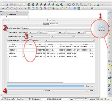 qgis quick tutorial how to group and count attribute data gisxchanger