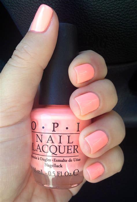 pink nail colors top 10 nail colors for 2016 opi nails opi nail