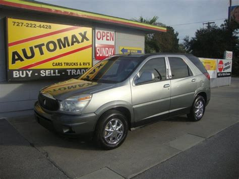 buick suv for sale buick rendezvous 2004 cars for sale