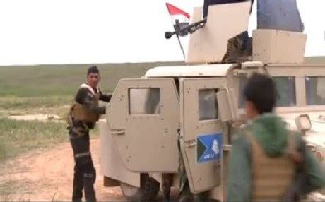 fierce clashes in iraq as isis takes control of villages in fierce clashes iraqi army fighting isis for strategic