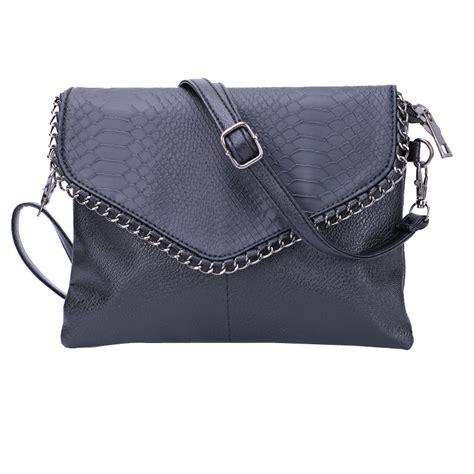 aliexpress buy cheap envelope bag pu leather