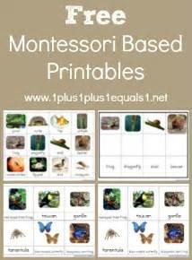 1 1 1 1 montessori printables