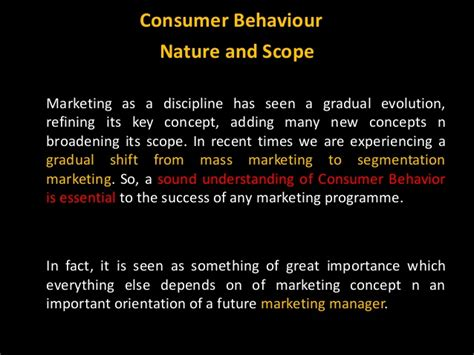 Marketing In Mba Scope by 3 Cdr Buying Roles N Scope Of Cb 2015