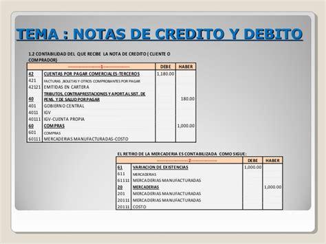argentina que es una nota credito y debito bancaria notas de credito y debito