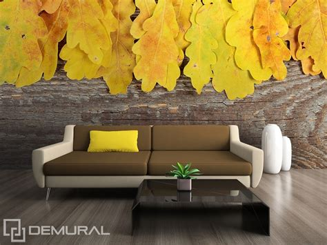 quirky wallpaper for walls uk unusual autumn patterns wallpaper mural photo