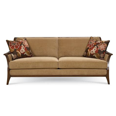 exposed wood frame sofa exposed wood frame sofa infosofa co