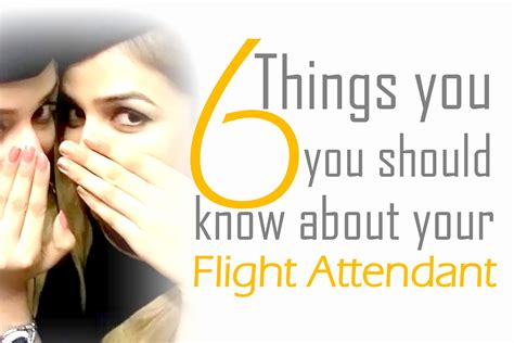 Things You Should About Your Bmi by 6 Things You Should About Your Flight Attendant A