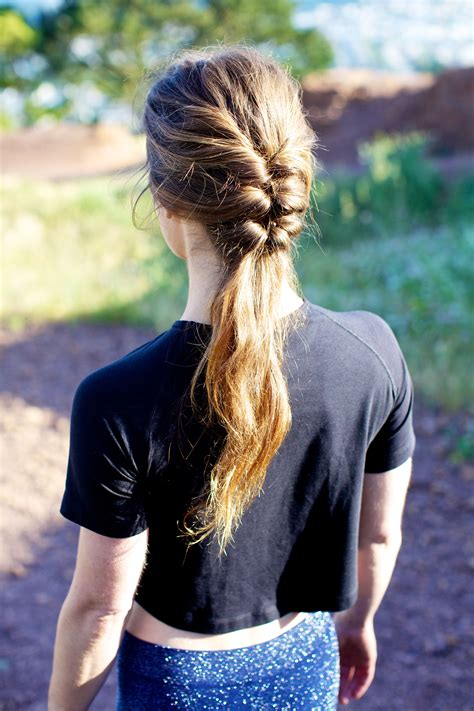 Workout Hairstyles by Advice 5 Workout Hairstyles Getvices