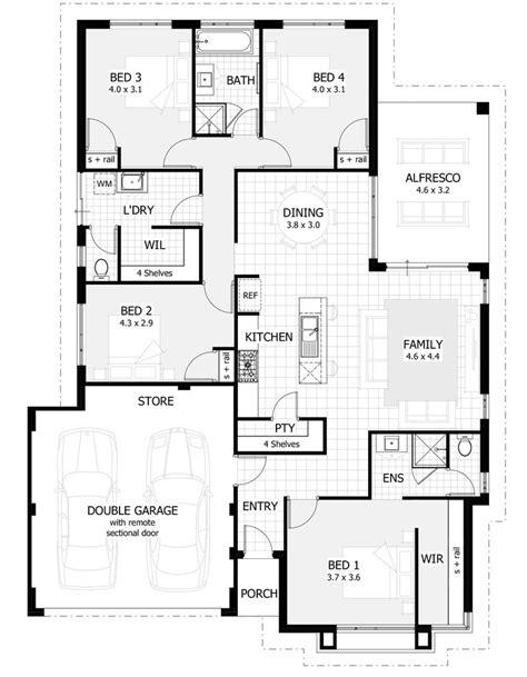 floor plan interest 30 best contempo floorplans images on home