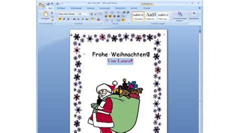 Vorlage Wunschzettel Word Gratis Office Vorlagen Zu Weihnachten Computer Bild