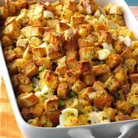 For Dressing by Corn Bread Recipe Taste Of Home
