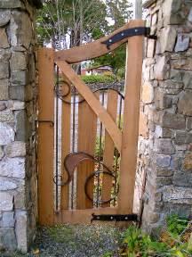 Backyard Saloon Garden Gates Cedar Sustainable Woodwork