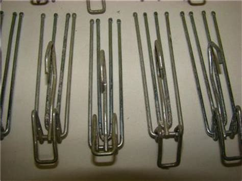 pinch pleat drapery hooks vintage 4 prong pinch pleat 3 quot drapery curtain hooks lot