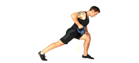 One Arm by How To Do One Arm Kettlebell Row Workouttrends