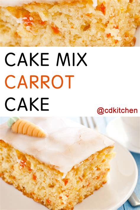 pineapple cake using yellow cake mix cake mix carrot cake recipe cdkitchen