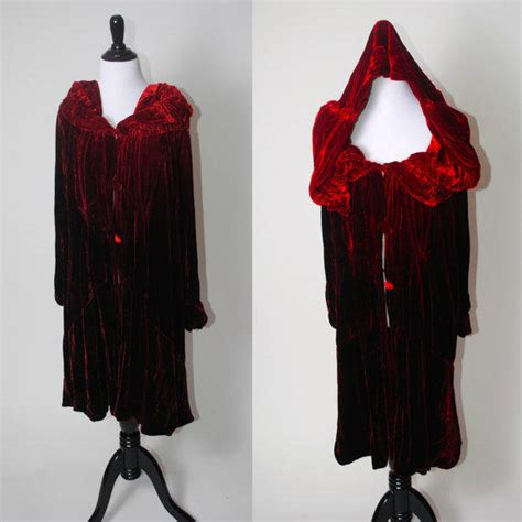 Juicy Couture Bedroom vintage dark red velvet little red riding from