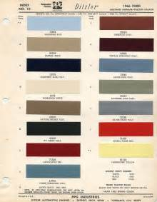 1966mustangcolorcodes 1966 mustang paint colors amp codes