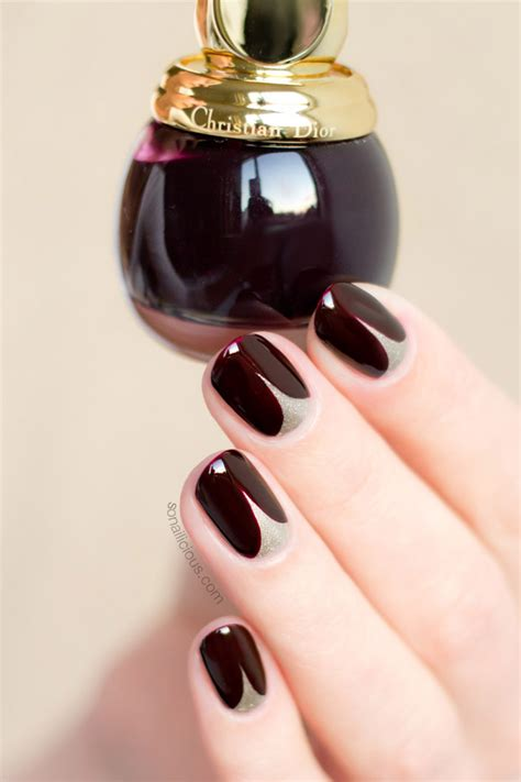 what color nail polish looks best on short nails elegant nail art for short nails day 4