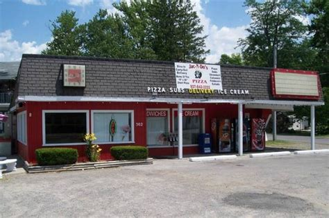 Indian Lake Ohio Cabin Rentals by This Is Our Go To Pizza Place At Indian Lake Right Now