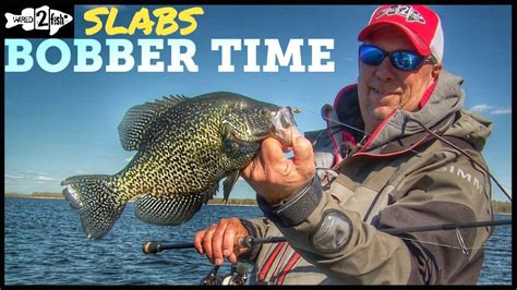 bobber fishing tips  springtime crappies youtube