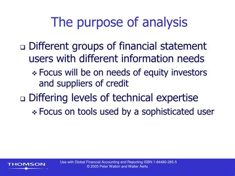objectives of financial statements 28 the objective of financial statements ppt
