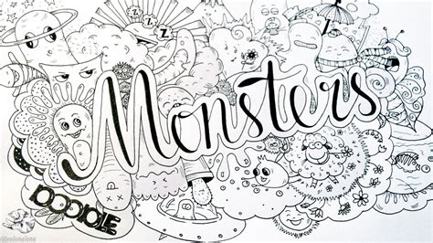 doodle pictures easy to draw doodle letters www imgkid the image kid has it