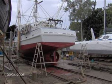 fishing boat for sale with licence timber prawn trawler with licence commercial vessel