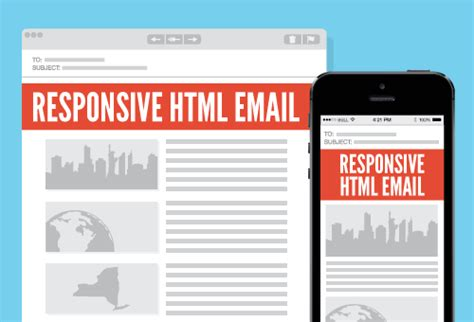 html layout in email html email design email design services