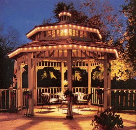 gazebo lights low voltage gazebo lighting ideas pergola gazebos