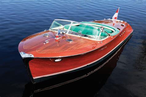 wooden boat restaurant 1958 riva tritone quot via quot