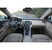 2012 Buick LaCrosse EAssist Interior Dashboard Picture