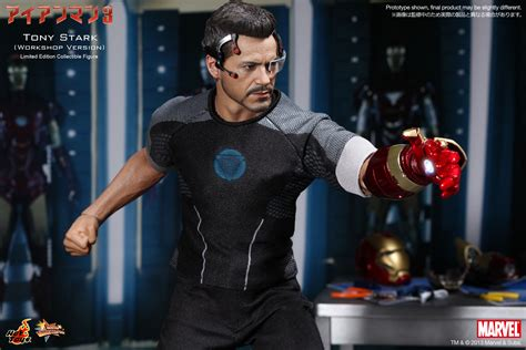 product announcement toys mms191 iron 3 1 6 tony stark armor testing vers 3 8