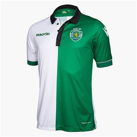 Jersey Portugal 3rd sporting 17 18 home away stromp kits revealed footy headlines