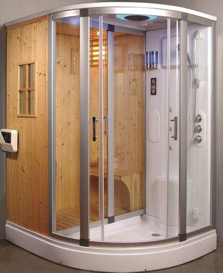 doccia sauna finlandese box doccia idromassaggio 170x130 con sauna finlandese