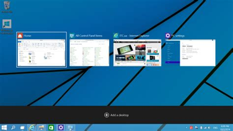 windows 10 task view tutorial how to use virtual desktops in windows 10