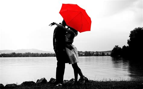 couple wallpaper with umbrella sweet and romantic couple under umbrella new hd