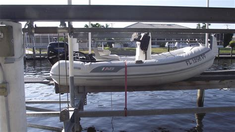used boat tenders for sale 2011 used ab inflatables 10vs tender boat for sale