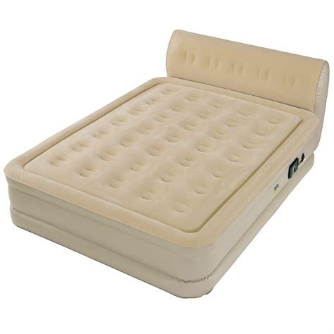 air mattress airbed  perfect sleeper queen