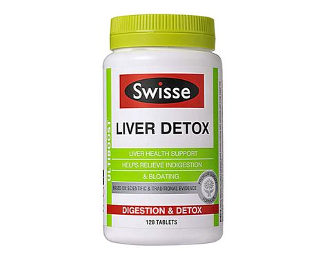 Ingredients In Liver Detox From Better by Purchasenetwork Au Shopping Center Swisse Ultiboost