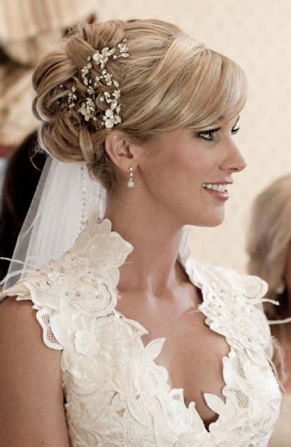 Hochzeitsfrisuren Mit Schleier by Brautfrisuren Mit Schleier Und Diadem 5 Besten Page 2 Of
