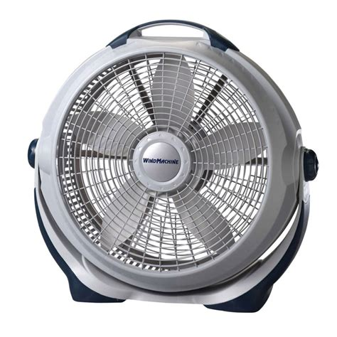 Shop Lasko 20 In 3 Speed High Velocity Fan At Lowes Com