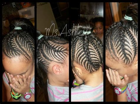 snoopy hair style 17 best images about natural kids fishbone tails on
