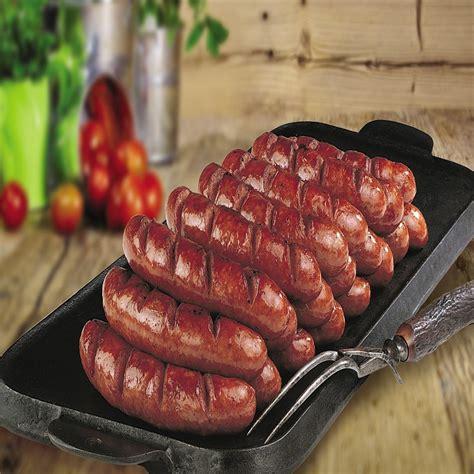 brats sausage smoked bratwurst beef pork brats nueske s